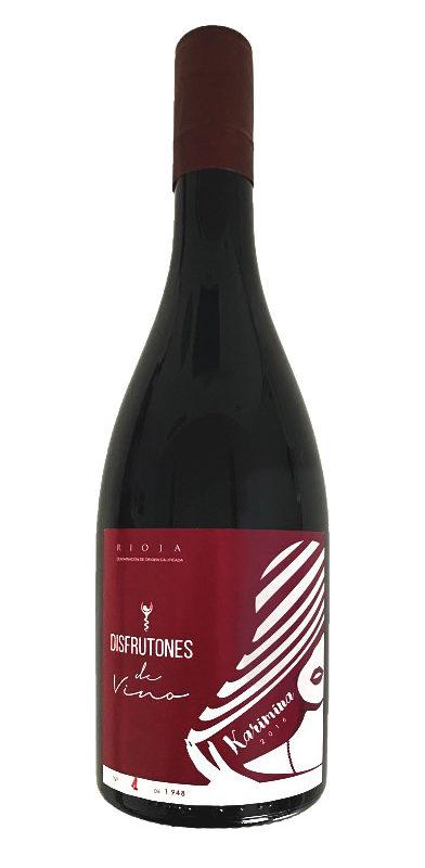 Comprar vino online - Karimina vino rioja 2016